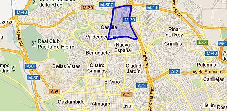 Castilla barrio de Madrid  Enalquilercom