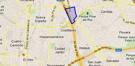 Atalaya barrio de madrid for Barrio ciudad jardin madrid