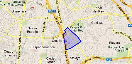 Colina barrio de madrid for Barrio ciudad jardin madrid