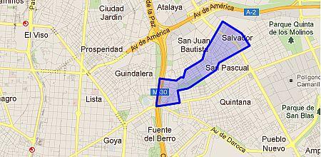 Concepci n barrio de madrid for Barrio ciudad jardin madrid