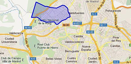 Mirasierra barrio de madrid - Casas en mirasierra madrid ...
