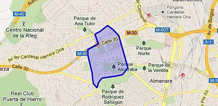 Pilar barrio de madrid - Pisos en alquiler barrio del pilar madrid ...