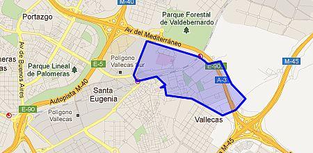 Santa eugenia barrio de madrid - Pisos en santa eugenia madrid ...