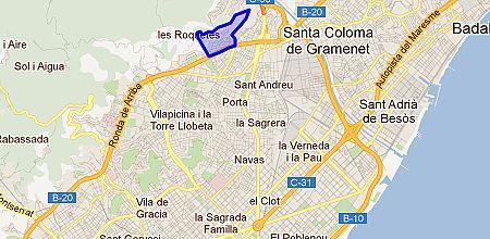 Roquetes Barrio De Barcelona Enalquiler Com