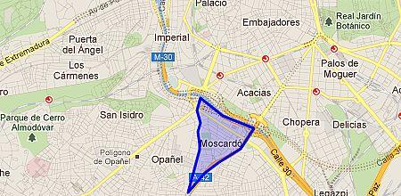 Comillas barrio de madrid for Pisos comillas madrid